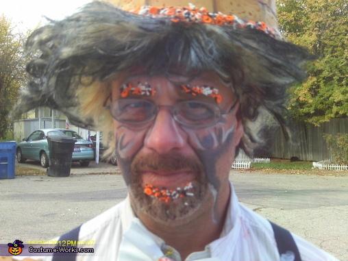 Face Off Ice Cream Man Costume