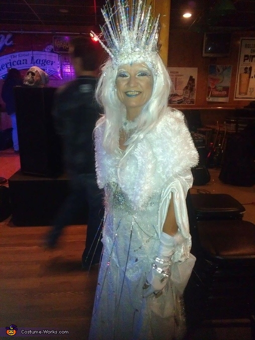 ice princess costume