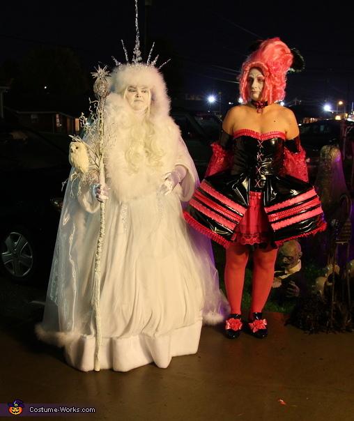 Adult Ice Queen Costume