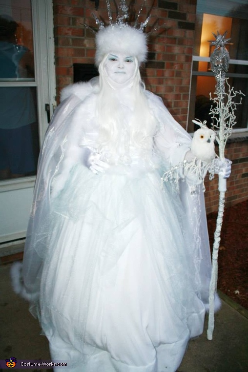 adult ice queen costume