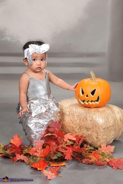 Ice Queen Freya Costume