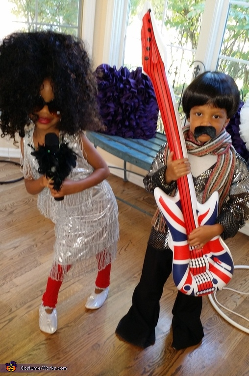 Ike & Tina Costume