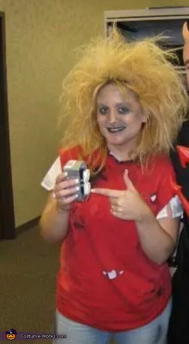 Im SO Shocked Costume