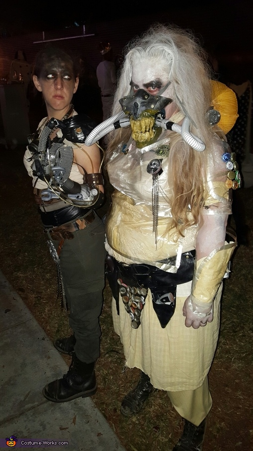 Immortan Joe Costume