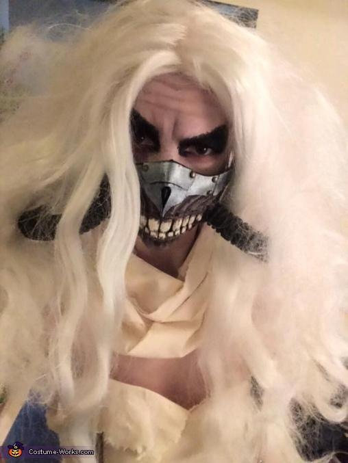Face & Mask, Immortan Joe Costume