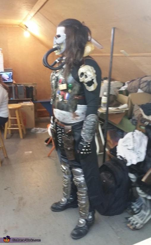 Mad Max Fury Road Immortan Joe Homemade Costume