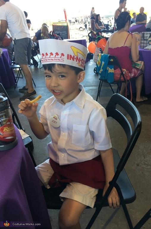 In N Out Costume