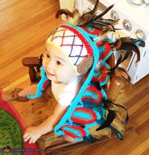 Indian Chief Baby Costume