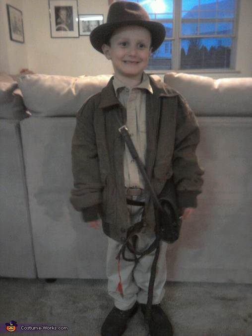 Indiana Jones Costume