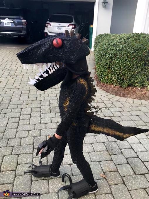 Indoraptor Costume