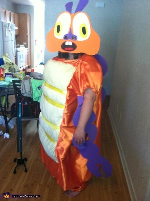 Insectosaurus Costume