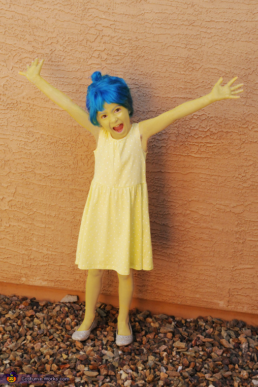 Pure Joy!, Inside Out Costume