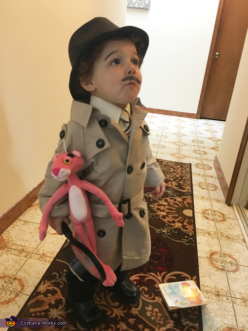 Inspector Jacques Clouseau Costume