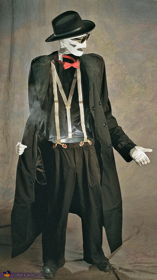 Invisible Man Costume
