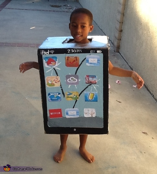 iPad Costume