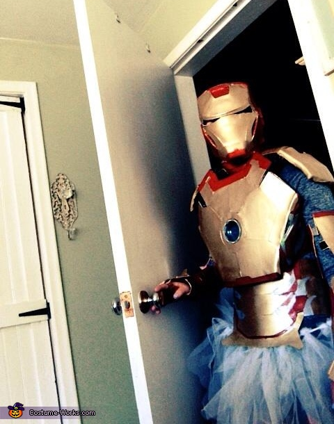 Iron-not-man Costume
