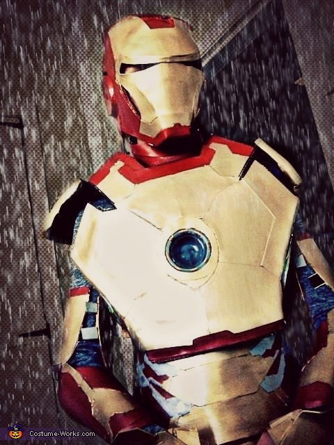 Iron Woman Costume