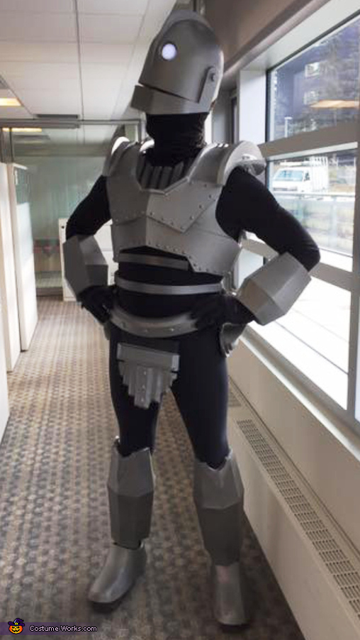 Iron Giant Costume