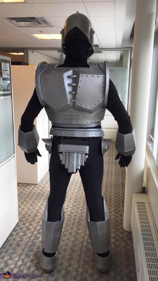 Back detail anyone?, Iron Giant Costume