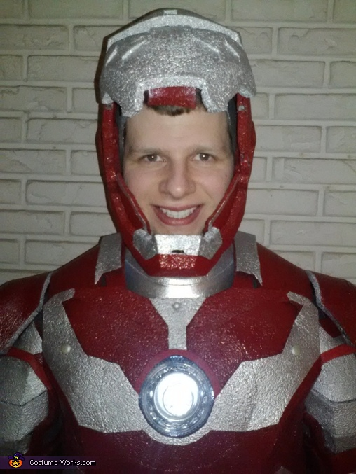 Iron Man Costume, Iron Man Costume