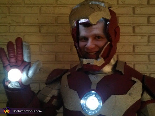 Thanks for looking!, Iron Man Costume