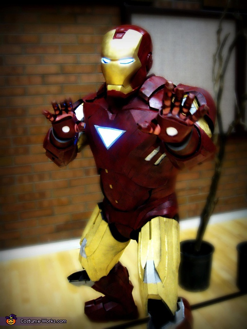 Iron Man - Homemade costumes for men