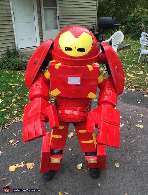 Iron Man - Hulkbuster Costume