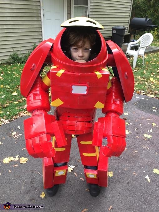 Iron Man-Hulkbuster costume, Iron Man - Hulkbuster Costume