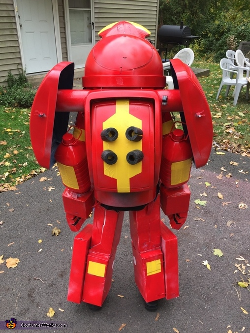 Iron Man-Hulkbuster costume, Iron Man - Hulkbuster Costume