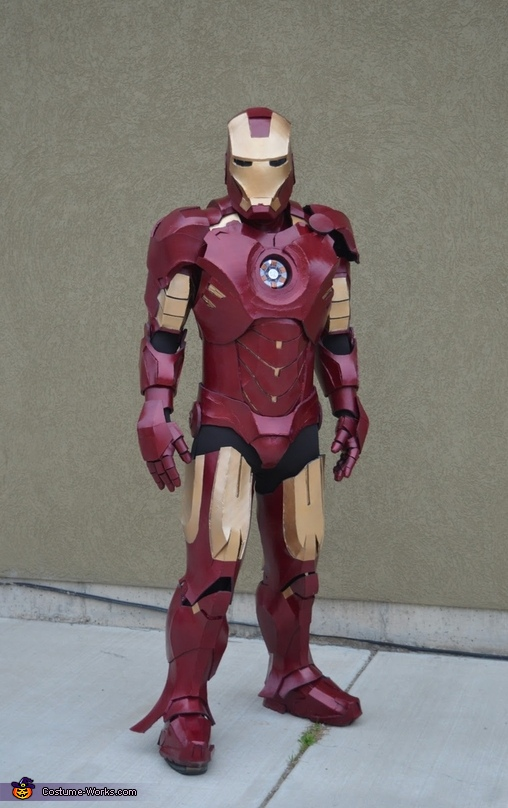 Iron Man Mark 4 Costume