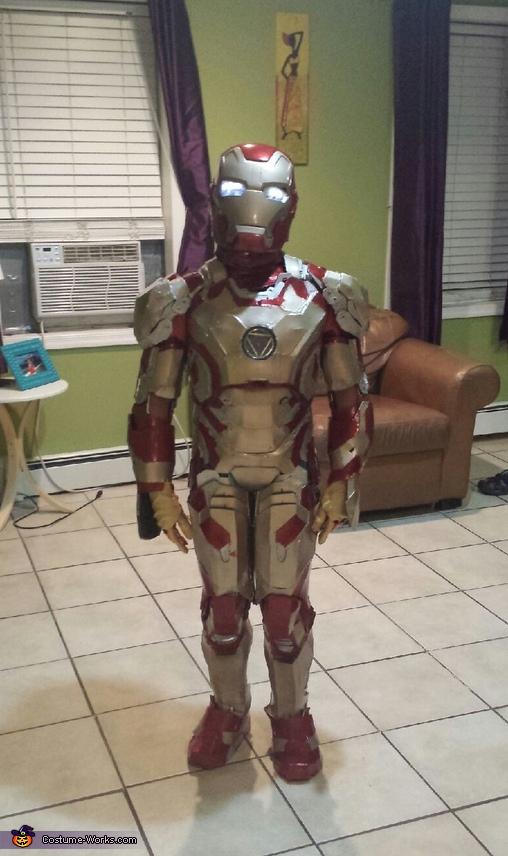 Iron Man Mark 42 Costume