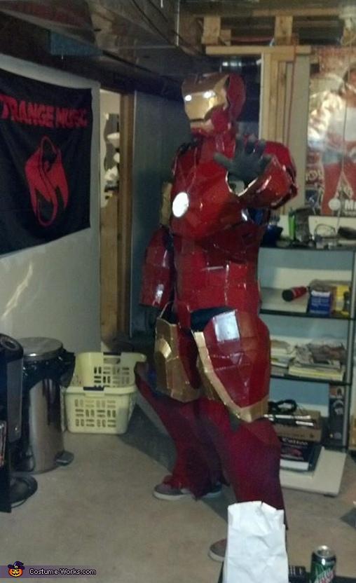 Iron Man Mark II Costume