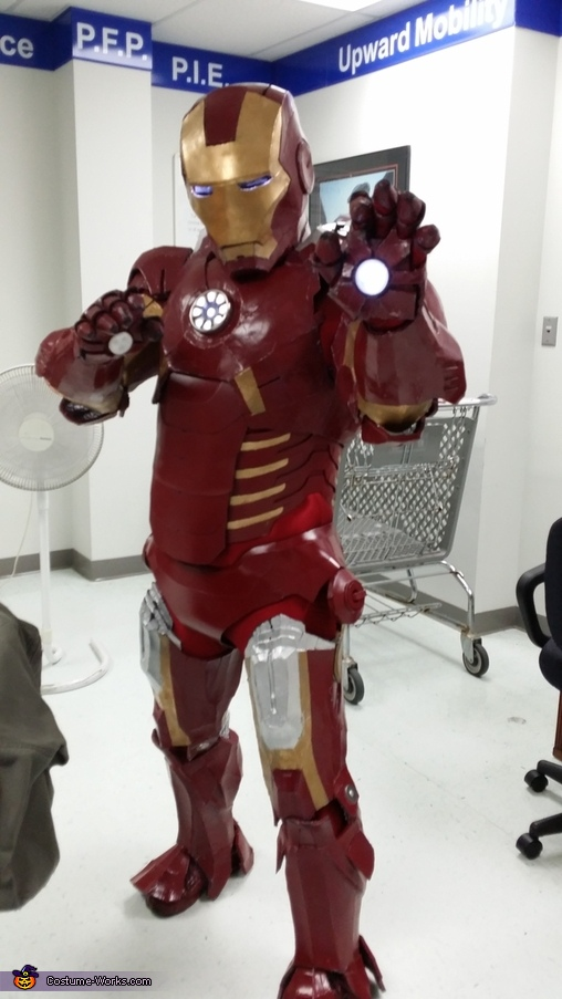 ironman mk7, Iron Man Mk7 Costume