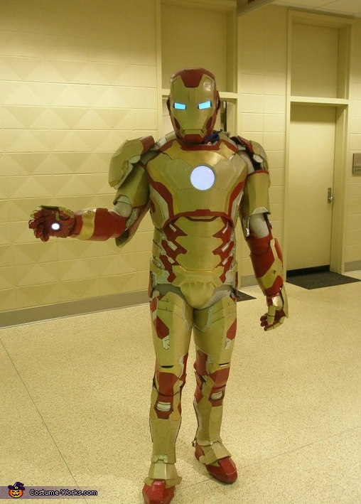 Iron Man MK 42 Costume