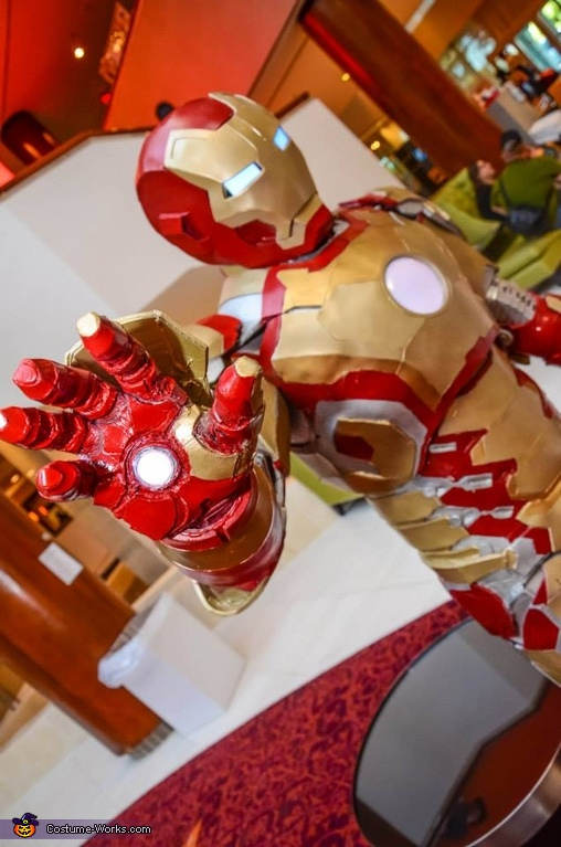ironman , Iron Man MK 42 Costume