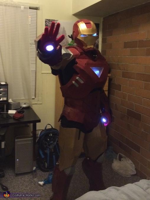 Iron Man Mk VI Costume