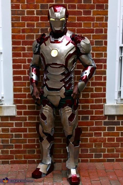 Iron Man Mk XLII Costume