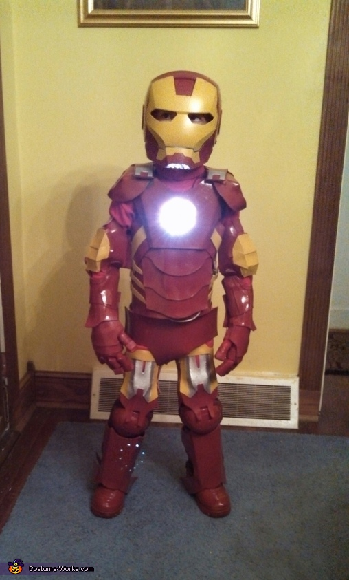 Ironman Costume