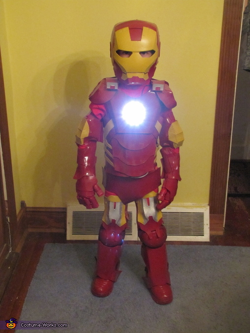Ironman Homemade Costume