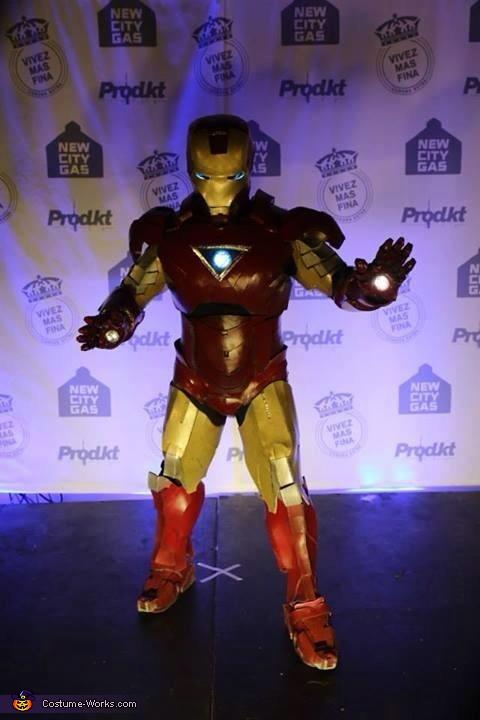 Ironman Mark VI Costume