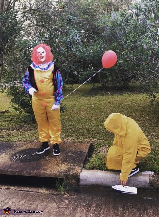 IT and Georgie Costume