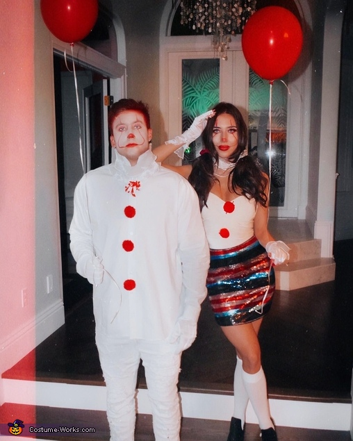 IT Chapter Two Costume