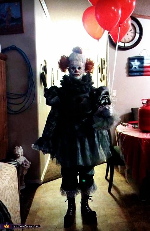 IT Clown Costume