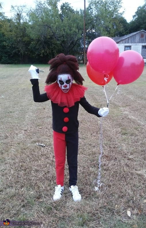 IT Pennywise the Dancing Clown Costume