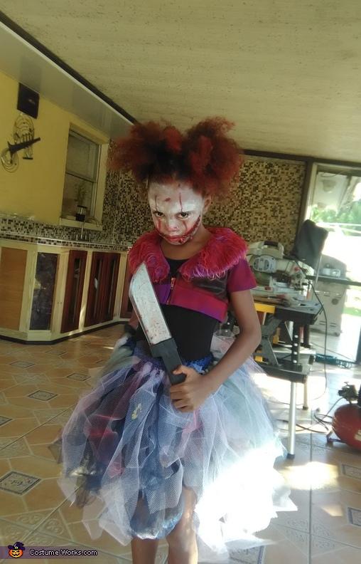 IT the Clown Costume