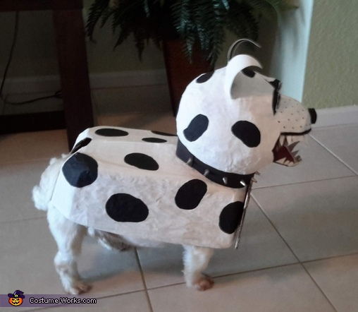 It's a dog eat dog world Homemade Costume