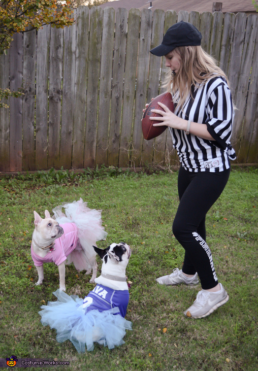 It's Football Season! Costume