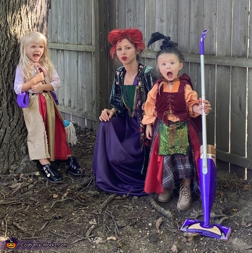 Sanderson Sisters 2, It's just a bunch of Hocus Pocus Costume