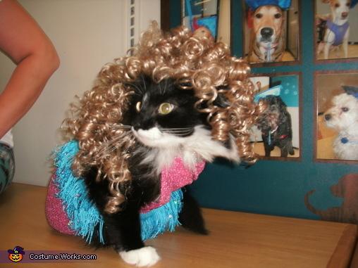 Ivanna Purr-a-lot Costume