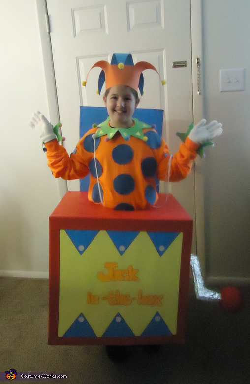 Jack-in-the-Box Costume